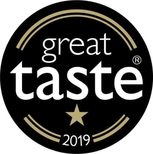 Great taste Award 2019 Pure Punjabi Ltd