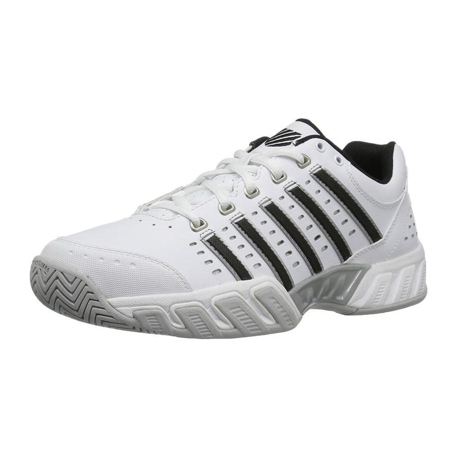 K-SWISS BIGSHOT LIGHT LEATHER Mens Tennis Shoe - Pure Racket Sport