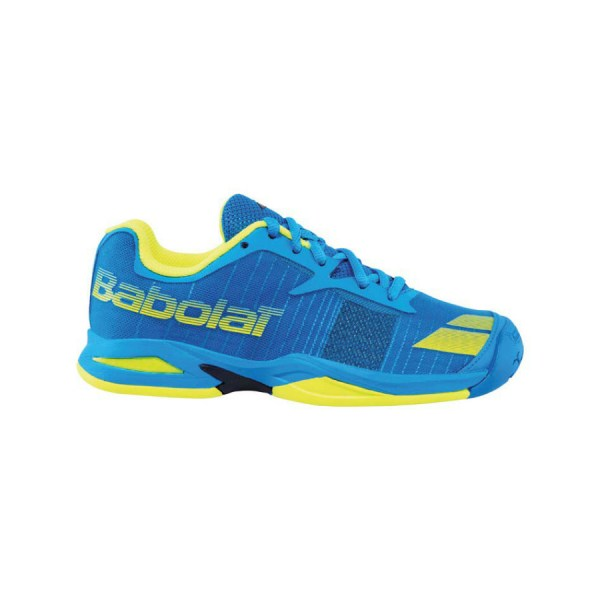 3a3a4b1549ff6e Jet Junior Babolat All Court Tennis Shoe - Year of Clean Water