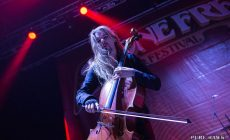 Apocalyptica at Stone Free Festival, London on June 18th 2016 by Shaun Neary-01