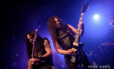 Armored Saint at Limelight 2, Belfast on March 21st 2017 by Shaun Neary-13
