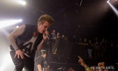 Papa Roach at The Academy, Dublin on March 20th 2015 by Shaun Neary-02