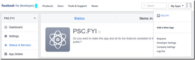 Facebook-Developer
