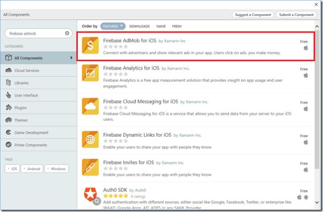 Firebase_admob_ios
