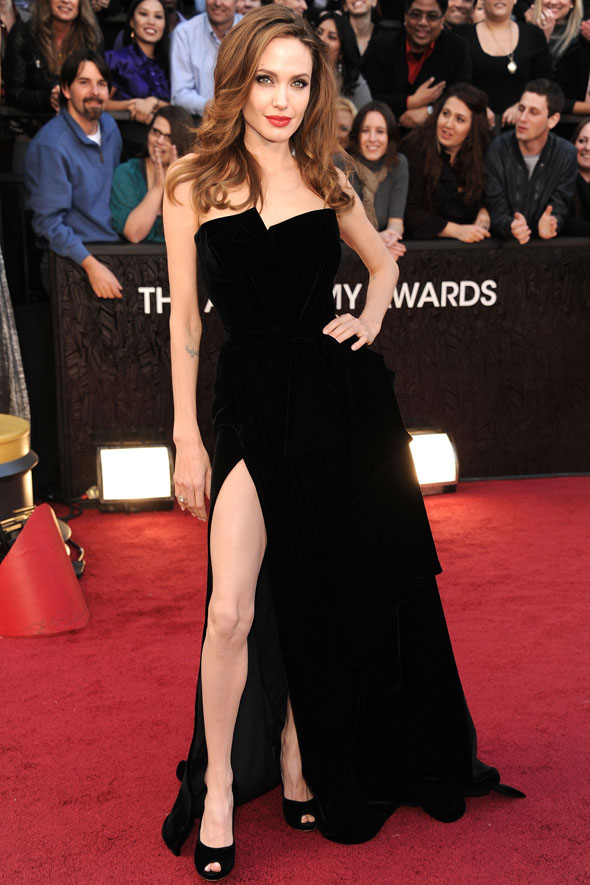 Oscars Angelina Jolie