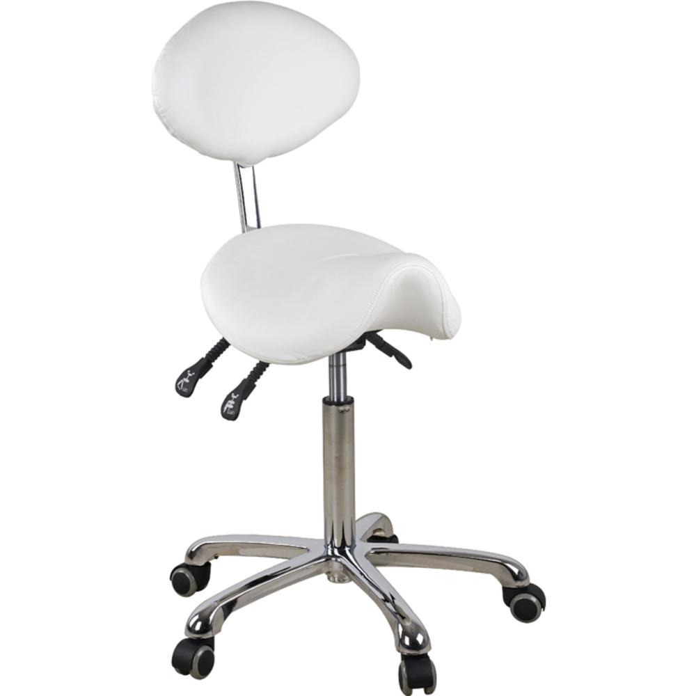 ergonomic esthetician chair target potty recall pure spa direct blog: find your comfort with the new xena saddle stool!