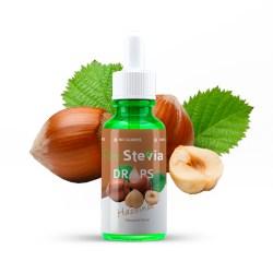 stevia hazelnut 50ml drops