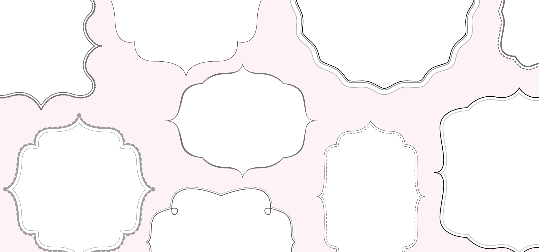 Free Borders And Bracket Frames Download