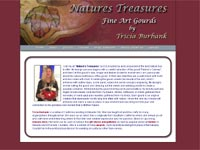Natures Treasures - Art Gourds