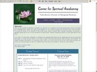 Center for Spiritual Awakening