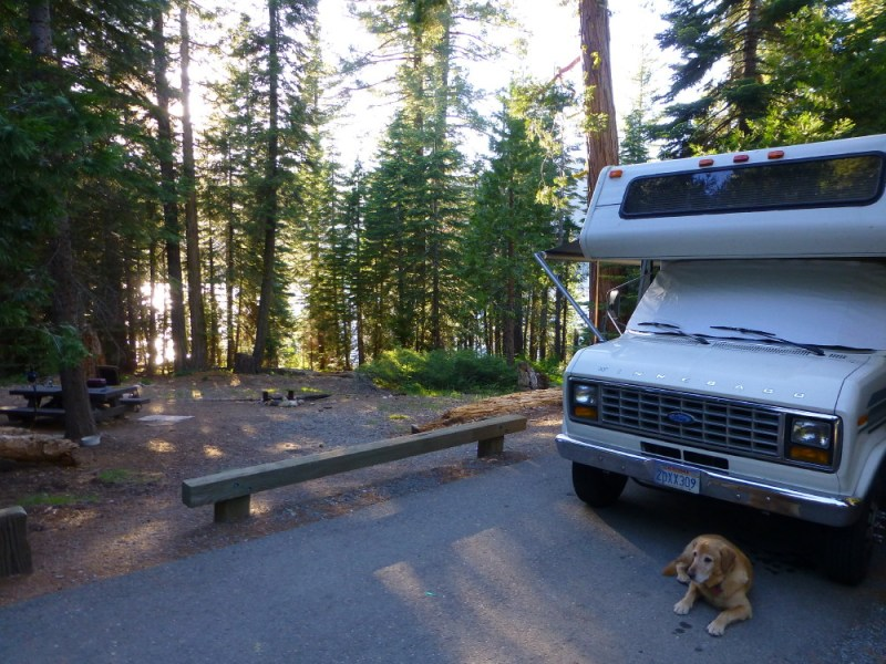 French Meadows Campground