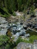 Passe Creek at Jackson Meadows Reservoir