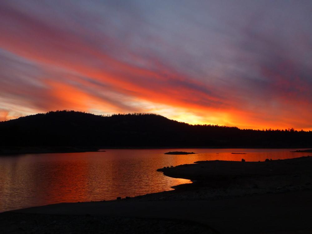 Jackson Meadows Reservoir 10/13