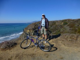 Geoff on Kartum trail
