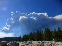 Loon Lake - Kings Fire