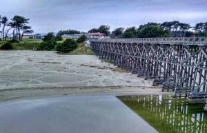 Trestle Bridge, Ft. Bragg Ca
