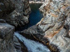 Yuba Riverl Emerald Pools