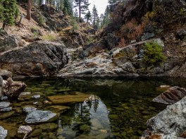 Pass Creek grotto