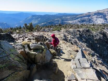 Ralston Peak Climb
