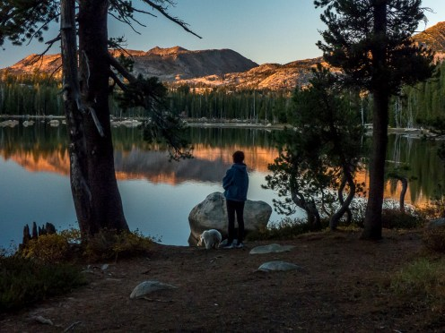 Wrights Lake Campout October 2015