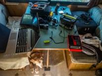 Tech clutter