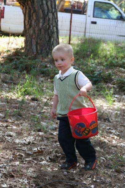 2008 Easter Egg Hunt
