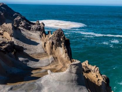 Salt point geology