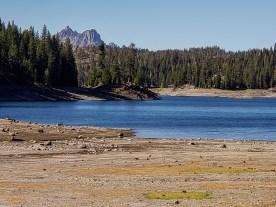 Sierra Buttes in background