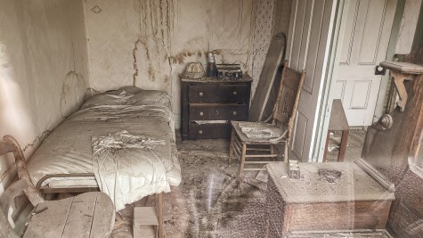 Bodie Ghost Town