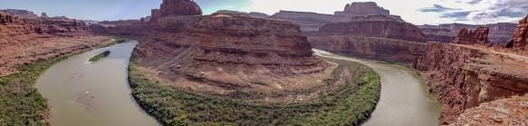 Schafer trail canyonlands