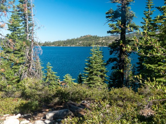 Loon lake from Rubicon Trl