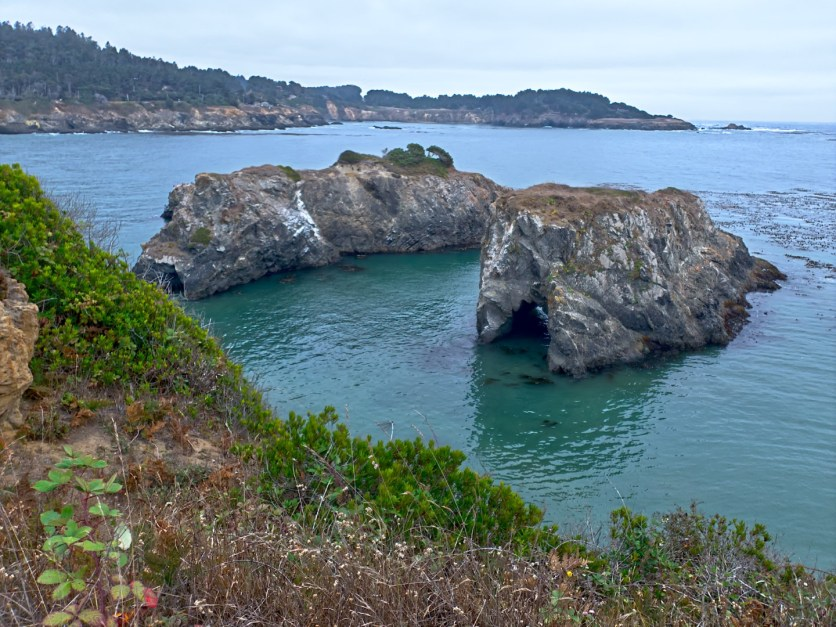 View from Mendocino