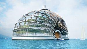 Remizov Hotel galleggiante ecologico