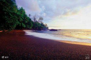 Costa Rica Caribbean Coastline