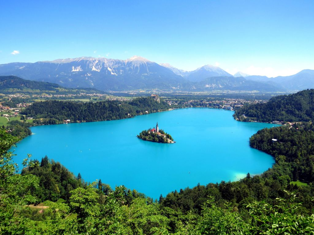 Tourist Attraction In Slovenia Vacation Destinations Slovenia