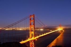 San Francisco Bay Area San Francisco Golden Gate Bridge