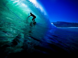Surfing South Africa Fun