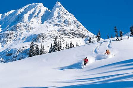Whistler Blackcomb - British Columbia
