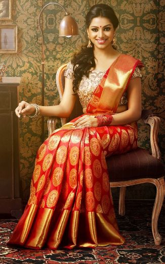 Beautiful Silk Clothing in India