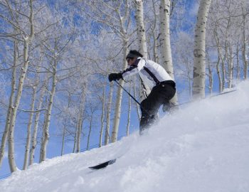 Skiing in Sundance – Simply Perfect