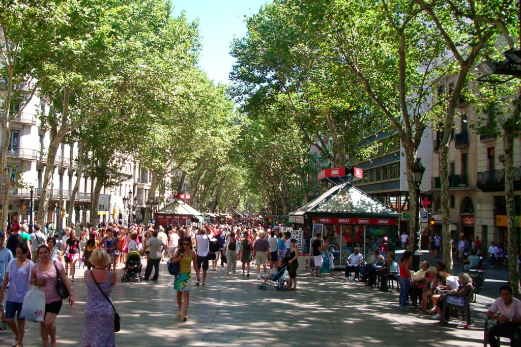Weekend Fun in Barcelona