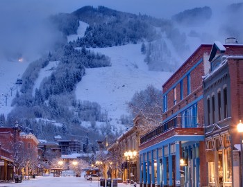 Romantic Mountain Towns in Colorado