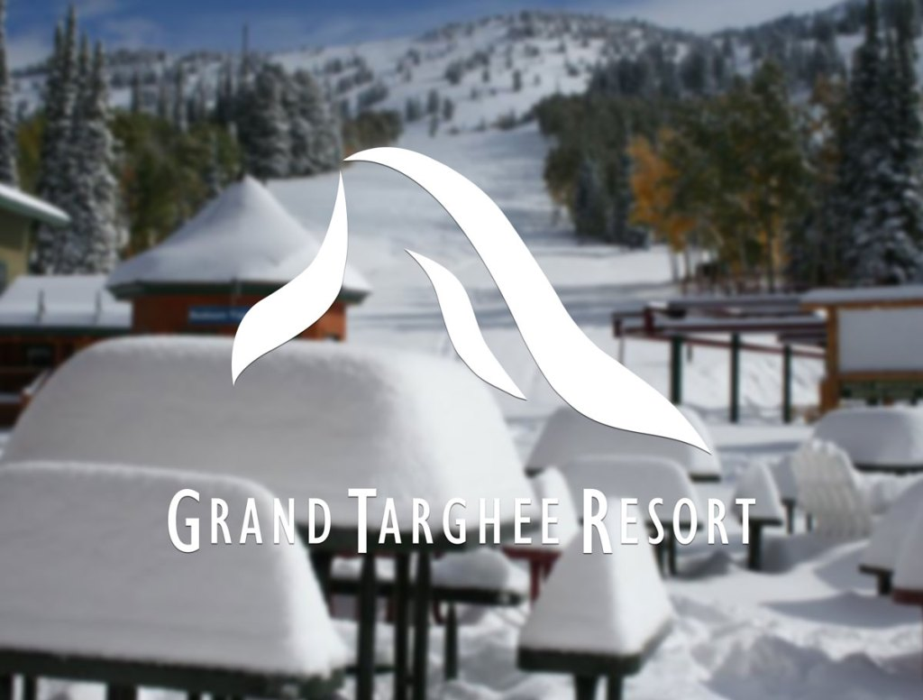 Snowboarding at the Grand Targhee Resort 3