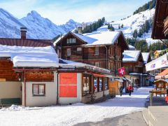 Romantic Ski Villages of Switzerland