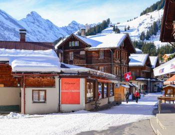Ski Villages of Switzerland