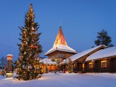 Wonders of Santa in Lapland – Finland