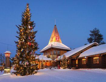 Wonders of Santa in Lapland – Finland