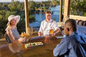 Victoria Falls River Lodge Relaxation