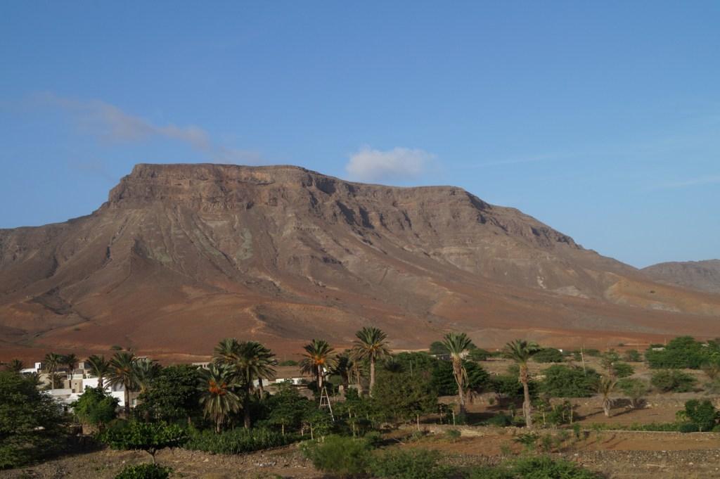 Sao Vicente Scenery