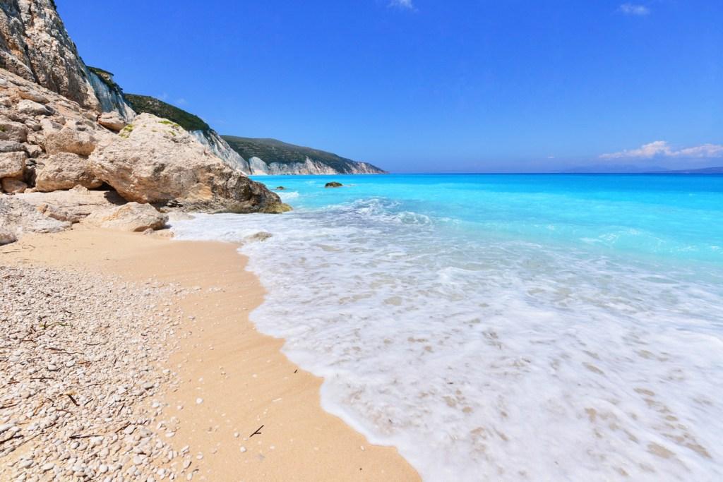 Beaches of Santorini
